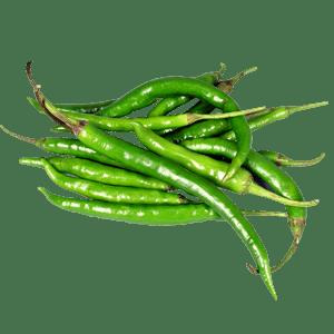 Green chilli_100/Hari Mirch/हरी मिर्च