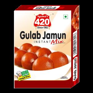 420 Gulab Jamun Mix
