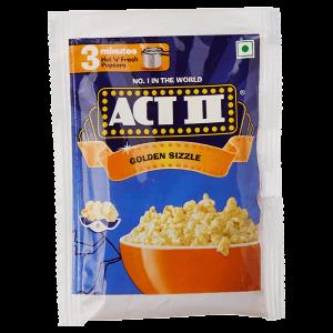 ACT II Instant Popcorn Golden, 41g