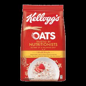 Kellogg's Plain Oats 1 kg