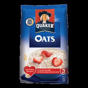 Quaker Regular Oats 1 kg