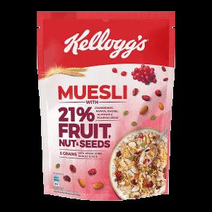 Kellogg's Fruit And Nut Muesli 500 g