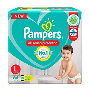 Pampers Mega Large Diaper Pants 80 N