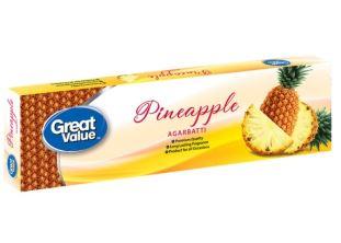 Great Value Pineapple Agarbatti 75 N