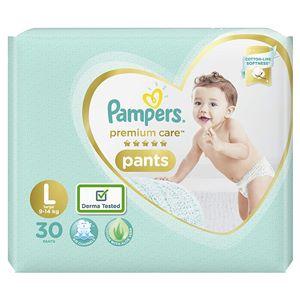 Pampers Premium Care Large Pants 30 N