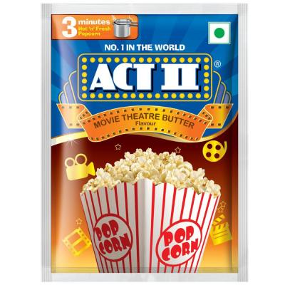 ACT II Movie Theater  Butter, 70g