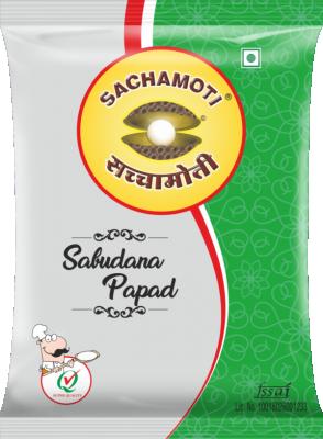 Sachamoti Sabudana Papad 100gm