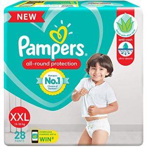 Pampers XXL Jumbo Pants 28 N