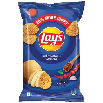 Lays Magic Masala Chips 10rs.