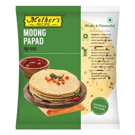 Mother's Recipe Papad Moong, 200 g