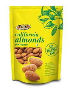 Tulsi Almonds 500 g