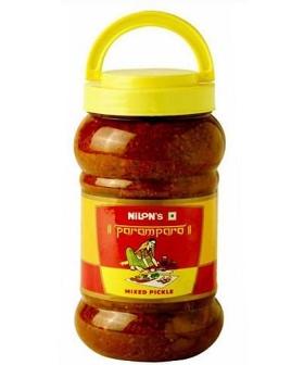 Nilon's Parampara Pickle Mixed, 500 g