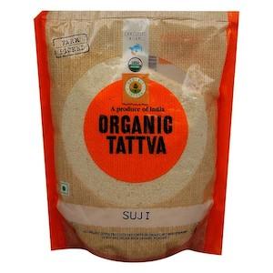 Organic Tattva Suji 500 g