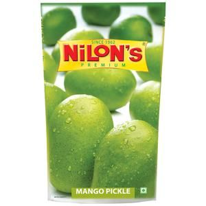 Nilon's Std Mango Pickle 180 Gm