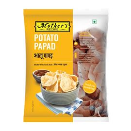 Mother's Recipe Papad Potato, 75 g