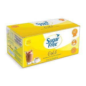 Sugarfree Gold Aspartame Sachet, 100N