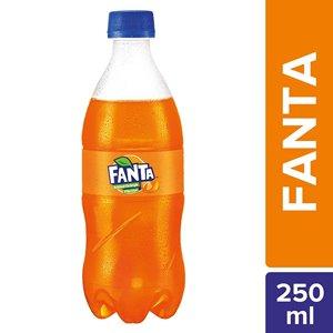 Fanta Orange Drink 250 ml