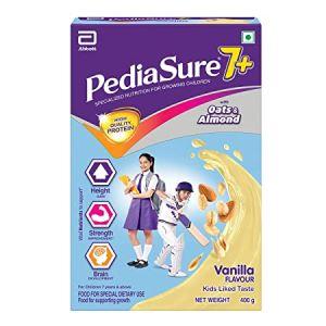 Pediasure 7 Plus Vanilla Health Drink Bib, 400 g