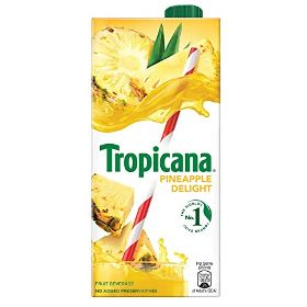 Tropicana Pineapple Juice 1 L