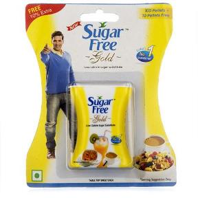 Sugarfree Gold Pellet 100