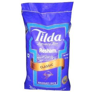 Tilda Resham Classic Basmati Rice 10 kg