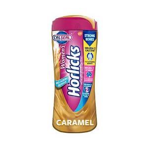 Horlicks Caramel Health Drink For Women's Jar,400 g