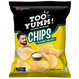 Too Yumm Classic Salted Chips