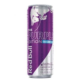RED BULL ACAI BERRY EDITION CAN 250 ml