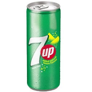 7 Up Can, 250 ml