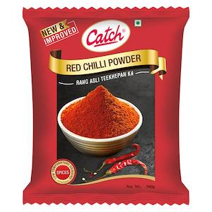 Catch Chilli Powder 500 g