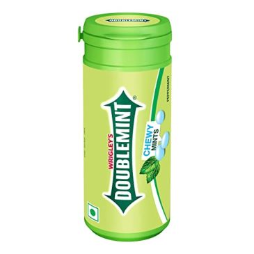 Doublemint Chewy Peppermint Tube, 1 N