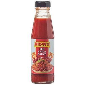 Nilon's Original Red Chilli Sauce 180 Gm