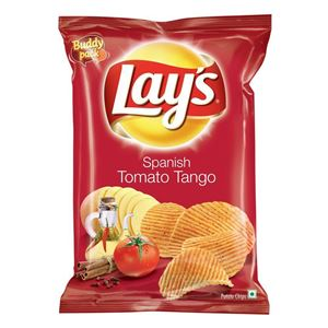 Lays Spanish Tomato Chips 10rs.