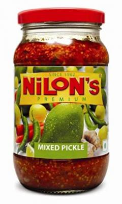 Nilon's Std Mixed Pickle 375 Gm