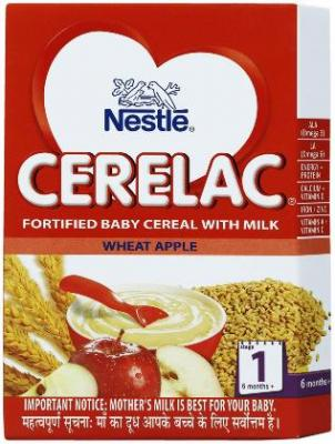 Cerelac Stage 1 Wheat Apple Baby Food 300 g