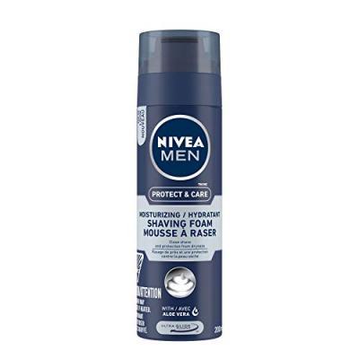 Nivea For Men Moisturizing Shaving Foam 200 ml