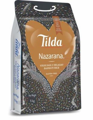 Tilda Nazarana Basmati Rice 5 kg