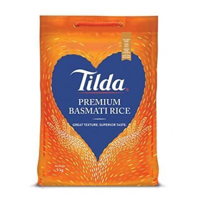 Tilda Premium Basmati Rice 5 kg