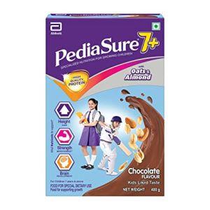 Pediasure 7 Plus Chocolate Health Drink Bib, 400 g