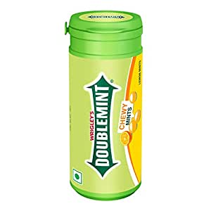 Doublemint Chewy Lemon Tube, 1 N