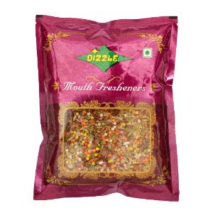 Dizzle Large Pouch Satrangi Mix 500 g