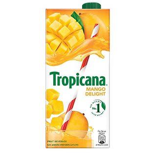 Tropicana Mango Juice 1 L