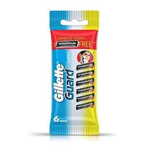 Gillette Guard Cartridge 6 N