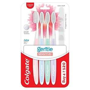 Colgate Gentle Sensitive Toothbrush 4 N