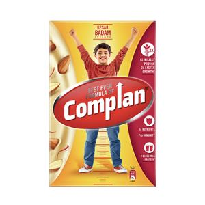Complan Kesar Badam Health Drink 500 g