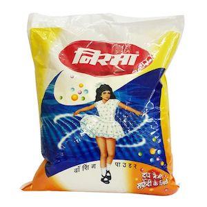 Nirma Yellow Detergent Powder 1 kg