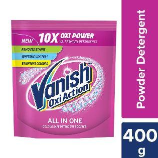 Vanish Fabric Detergent Powder  400 g