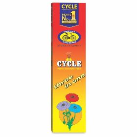 Cycle 3 In 1 economy 132gm  Agarbatti
