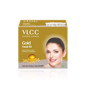 VLCC Gold Facial Kit 1 N