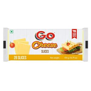 Go Cheese Slices 476 g